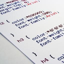 Оформляем текст с помощью CSS